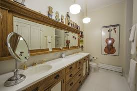 Pictures Of Master Bathrooms Show Off Your Art Collection U2014in The Bathroom Wsj