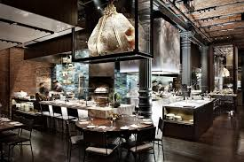 chef s table nyc restaurants a rotating selection of guest chefs take up residence at the most