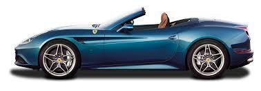 blue ferrari blue ferrari california t car png image pngpix