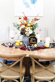 Diy Thanksgiving Table Runner The Chic Site by 1219 Best Fall Thanksgiving Decor U0026 Food Images On Pinterest