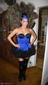 Peacock Halloween Costume Women Arrrgggg Entry Halloween Costume Contest