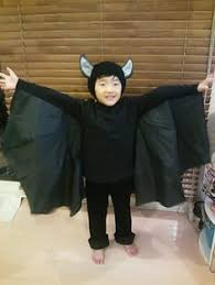 Bat Halloween Costume Kids Bat Costume Bat Wings Bats Costumes