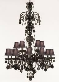 Gothic Chandelier Wrought Iron Best 25 Gothic Chandelier Ideas On Pinterest Black Chandelier