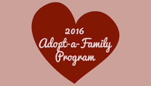 adopt a family 2016 recap welcome to the w o m a n inc