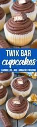 twix cupcakes recipe crazy for crust