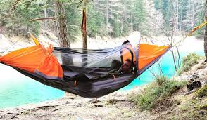 first look the ultimate backcountry tent hammock outdoorhub