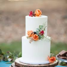 simple wedding cakes white wedding cakes