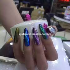nail art powder mirror nail chrome magic powder buy nail art