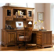 Glass And Wood Computer Desk Furniture Rustic L Shaped Computer Desk With Glass Hutch Cabinet