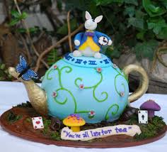 tea pot cake alice in wonderland yelp