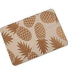 amazon com bhoming tm non slip kitchen mat rubber backing
