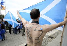 scottish independence yes vote nationalism is based on racism and