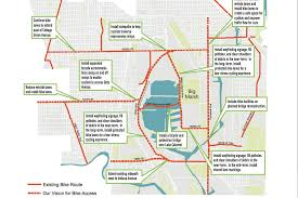 Chicago Redline Map by Big Marsh Could Be A Terrific Bike Park But It U0027s Not Yet Safe To