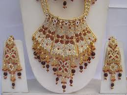 bridal gold set pakistan bridal gold jewellery set designs 2015 1