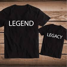 legend legacy matching parent and child and