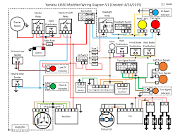 electrical wiring drawing pdf zen diagram modified xjbikes yamaha
