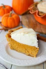 pumpkin meringue pie delightful e made