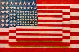 Meaning Of American Flag The Most Famous Paintings In Post War Art As Seen By The Internet