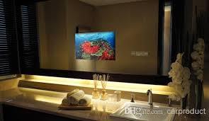 Mirror Bathroom Tv Mirror Television Search Randalls Gadgets