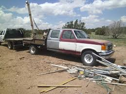 4x4 converision on 1989 f350 manual 460 ford truck