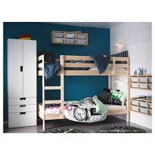 ikea pine bed bedroom mydal bunk bed frame pine 90x200 cm ikea with ikea bunk