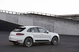 2017 porsche macan turbo 2015 porsche macan s macan turbo first test motor trend