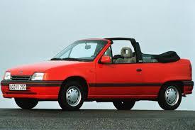 kadett opel opel kadett cabrio 2 0 gsi manual 1988 1990 116 hp 2 doors