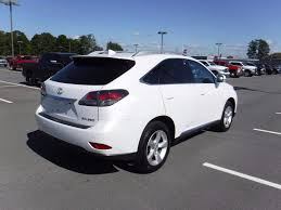 lexus rx hybrid 2015 2015 used lexus rx 350 awd 4dr at landers chevrolet serving benton