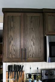 black handles on oak kitchen cabinets how to install cabinet hardware manzanita
