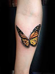 monarch butterfly tattoo by resulodabas on deviantart