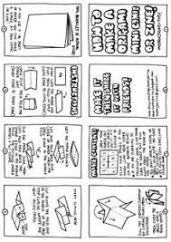 Zine Template by Zinemaking Folding Folio Template For Big Zines Zines And