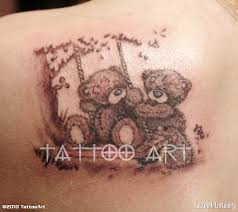 bear tattoos and designs page 20