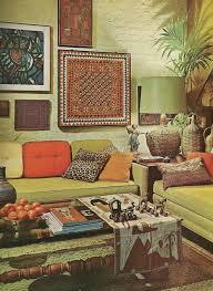 Best A Retro Home Images On Pinterest Vintage Interiors - Vintage home decorating ideas