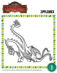 color zippleback 2 u2013 free coloring pages kids dragons