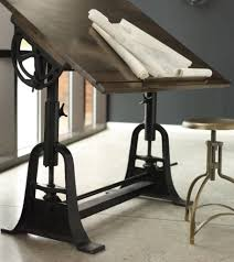 Antique Drafting Table Craigslist Furniture Cast Iron Antique Industrial Drafting Table Antique