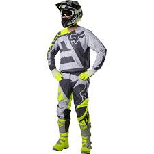 fox motocross australia fox racing 2017 180 nirv jersey pants package green yellow available