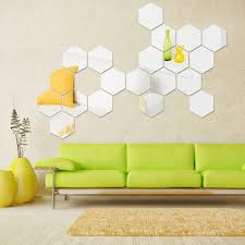 Decoration Geometric Wall Decals Home by Decoration Art Picture More Detailed Picture About 12 Pieces
