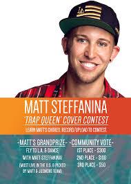 tutorial dance trap queen matt steffanina trap queen cover contest dancivated