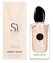 si e de toilette si signature ii eau de parfum giorgio armani perfume a
