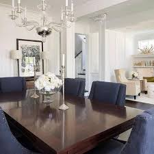 Clear Dining Room Table Clear Dining Chairs Design Ideas