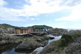 Rugged Landscape Enchanting Norwegian Holiday Home On A Small Island