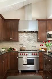 Range Hood Backsplash by Backsplash Ideas With Dark Cabinets Kitchen Contemporary With
