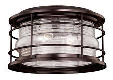 Nautical Ceiling Light Fixture by Nautical Flush Mount Ceiling Light Can Illuminate Entire Rooms