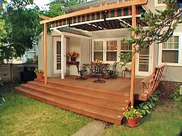 Pergola Deck Designs by 19 Easy Ways To Create Shade For Your Deck Or Patio Canopy Frame