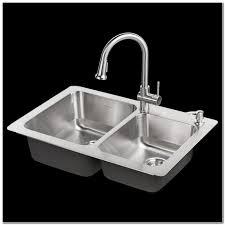 standard kitchen sink faucets standard americast kitchen sink warranty sink and