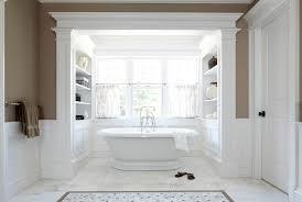 White Pebble Tiles Bathroom - portland white pebble tile bathroom contemporary with blue