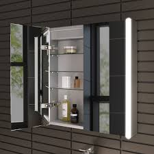 bathroom cabinets led bathroom cabinet wood framed mirrors led
