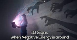 10 signs when negative energy is around magical recipes online