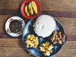 snapshots from kenya a traditional meal in the mombasa