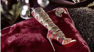siege louboutin why christian louboutin and sabyasachi team up is more spikes than